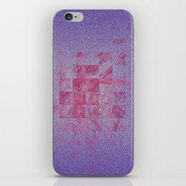 Bauhaus null null zwei iPhone Skin