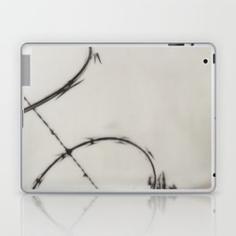 Razor Wire Laptop & iPad Skin
