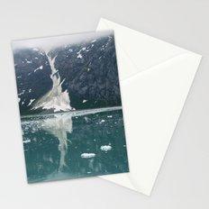 alaskan ice. Stationery Cards