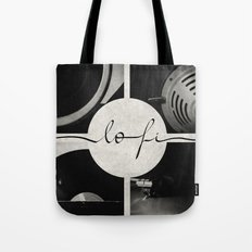Lo-Fi // Analog Zine Tote Bag