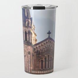 Basilica of Santa Maria Travel Mug