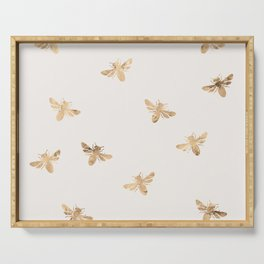 Busy Bees (Sand) Serving Tray