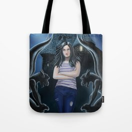 Grim Discovery Tote Bag