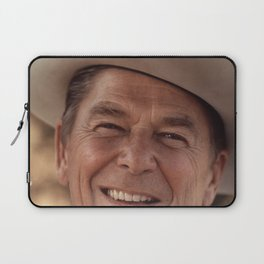 President Ronald Reagan Laptop Sleeve