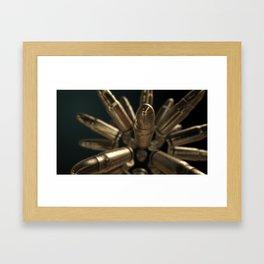 Elegance of a Bullet Edition 2 Framed Art Print