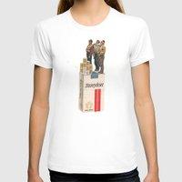 onward T-shirts featuring Onward and Upward by Jordan Clark