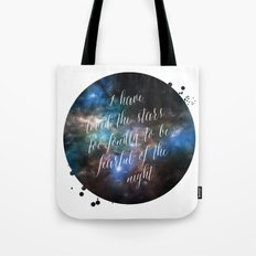 Loved the Stars Tote Bag