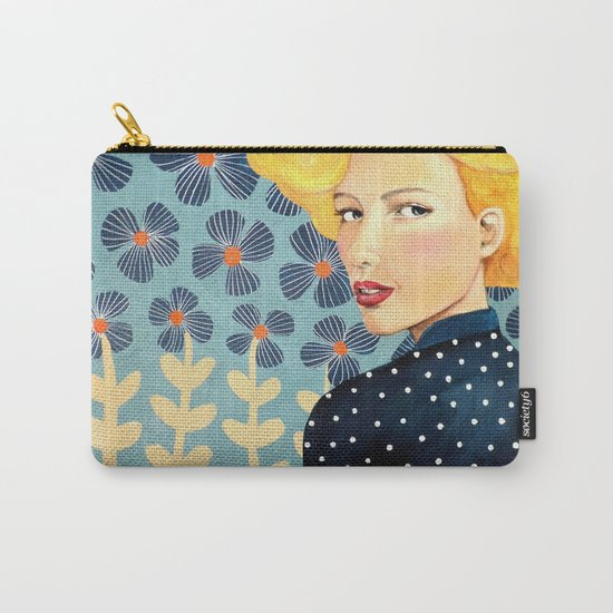 lucie Carry-All Pouch
