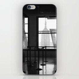 lost empire iPhone Skin