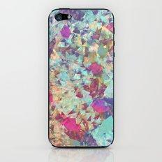 Spaced Geometric iPhone & iPod Skin