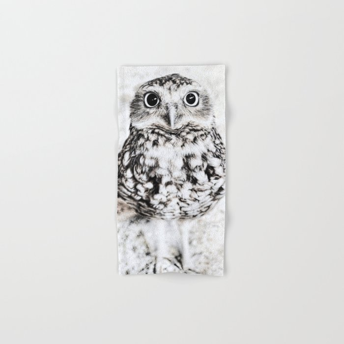 owl Hand & Bath Towel
