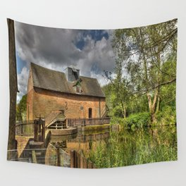 New Hall Mill Wall Tapestry