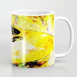 Abstract Guitar Coffee Mug