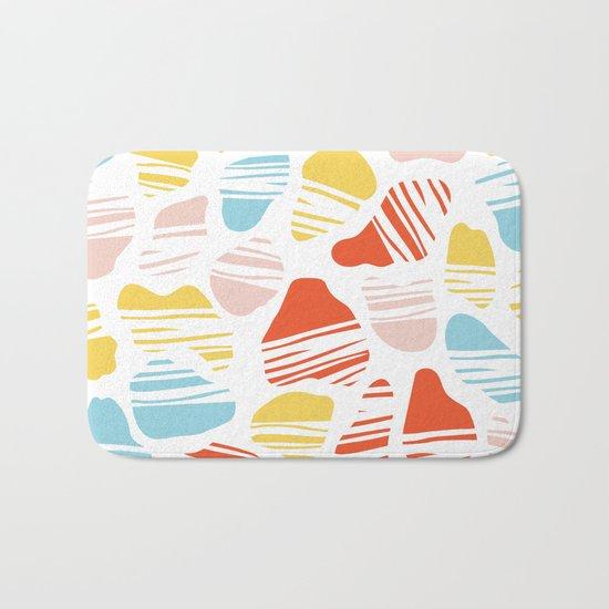Okapi Animal Print Bath Mat