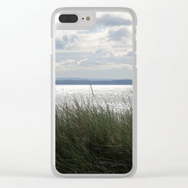 Shining Waters Melmerby Beach Clear iPhone Case