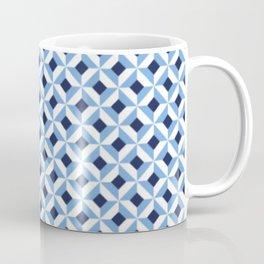 Geometric Sea Coffee Mug