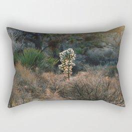 Desert Light Rectangular Pillow