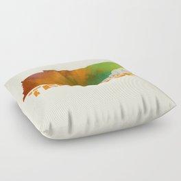 Tennessee Love Floor Pillow