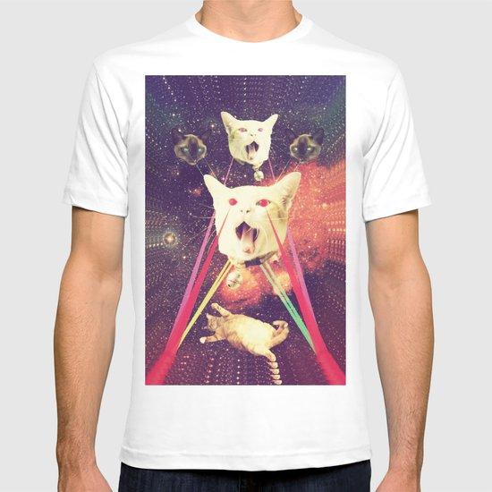 galactic Cats Saga 4 T-shirt