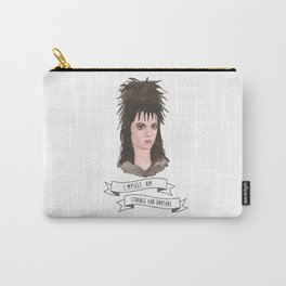 Lydia Deetz Strange & Unusual Carry-All Pouch
