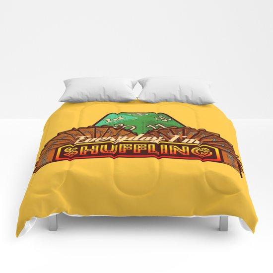 Everyday I'm Shuffling  |  Magic The Gathering Comforters