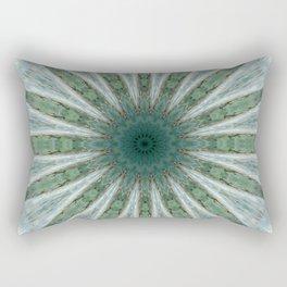 Spring Kaleidoscope Rectangular Pillow