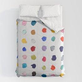 Polka Daubs Comforters