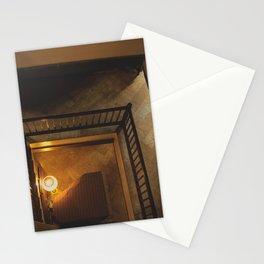 Kathmandu City - Architecture 02 - Stairs Stationery Cards
