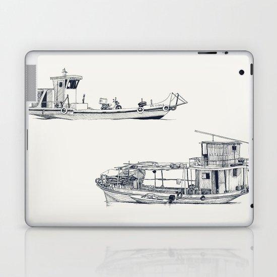 On paper: Pity Pity II y Nueva Orquidea Laptop & iPad Skin