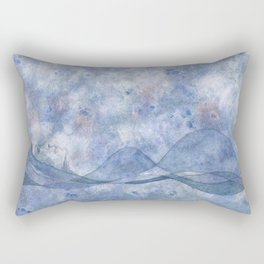 Drift with Me  Rectangular Pillow