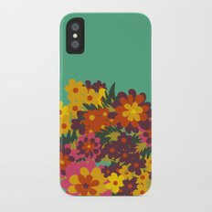 Flowers For Lola Slim Case iPhone X
