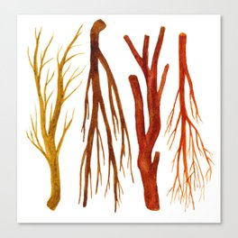 sticks no. 6 Canvas Print