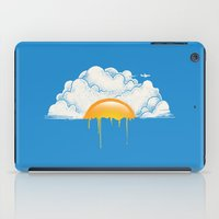 breakfast iPad Cases featuring Breakfast by carbine