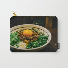 Taiwanese Maze-soba Carry-All Pouch