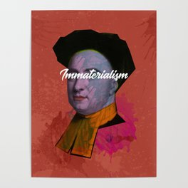 George Berkeley Poster