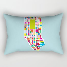 Manhattan Rectangular Pillow