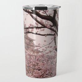 Pink Himeji Dream Travel Mug