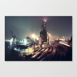 Infrastructure Canvas Print