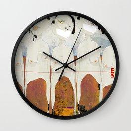 « les trop nombreux » Wall Clock