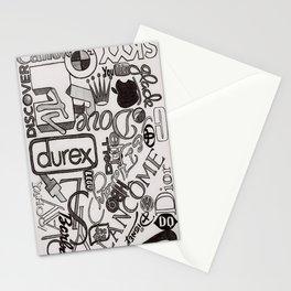 Logo Mania Stationery Cards