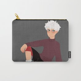 Killua Pallet Drawing Carry-All Pouch