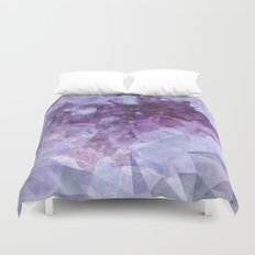 Crystal Gemstone Duvet Cover