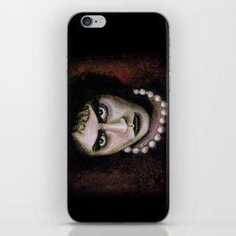 Untitled I iPhone Skin