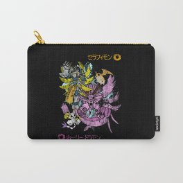 The seraph and the holy dragon Carry-All Pouch