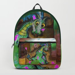 2nd Grade Play Dream Backpack