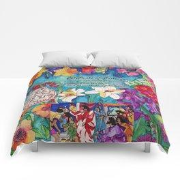 Marriage Certificate Comforters