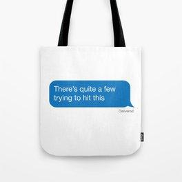 Hit This Tote Bag