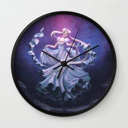 Princess Serenity Wall Clock