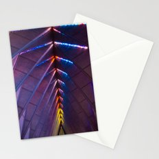 Chruch Lights Stationery Cards