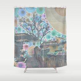 Dongdaemun-gu, Imun-dong Shower Curtain
